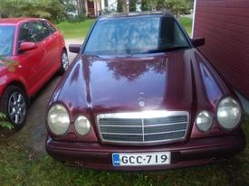 Mercedes-Benz vaihtoautot