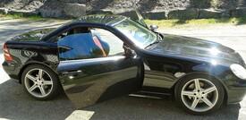 Mercedes-Benz SLK, Vaihtoauto