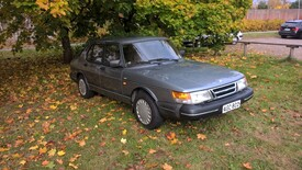 Saab 900, Vaihtoauto