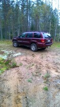 Jeep Grand Cherokee, Vaihtoauto