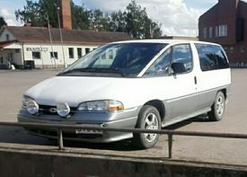 Chevrolet Lumina, Vaihtoauto