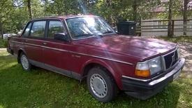 Volvo 240, Vaihtoauto