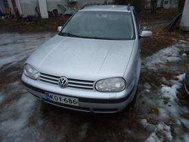 Volkswagen Golf Variant, Vaihtoauto