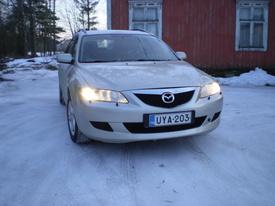 Mazda Mazda6 Sport Wagon, Vaihtoauto