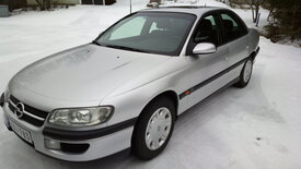 Opel Omega, Vaihtoauto