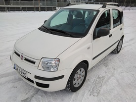 Fiat Panda, Vaihtoauto
