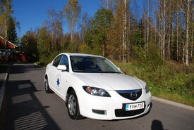 Mazda Mazda3 Sedan, Vaihtoauto
