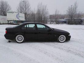 BMW 530, Vaihtoauto