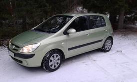 Hyundai Getz, Vaihtoauto