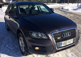 Audi Q5, Vaihtoauto