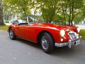 MG MG, Vaihtoauto