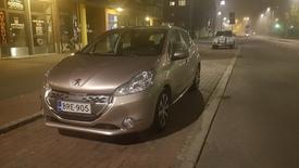 Peugeot 208, Vaihtoauto