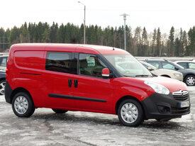 Opel Combo, Vaihtoauto