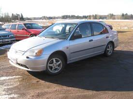 Honda Civic, Vaihtoauto