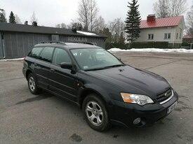 Subaru Legacy, Vaihtoauto