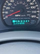 Chevrolet Impala, Vaihtoauto