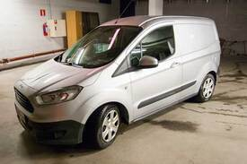 Ford Tourneo Courier, Vaihtoauto