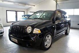 Jeep Compass, Vaihtoauto
