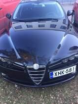 Alfa Romeo 159, Vaihtoauto