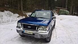 Ford Ranger, Vaihtoauto