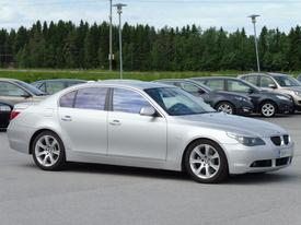 BMW 545, Vaihtoauto