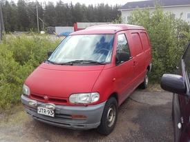 Nissan Vanette, Vaihtoauto