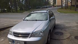 Chevrolet Nubira, Vaihtoauto