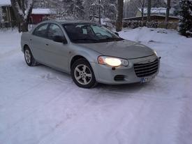 Chrysler Sebring, Vaihtoauto