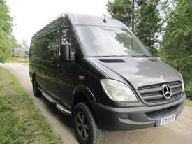 Mercedes-Benz Sprinter, Vaihtoauto