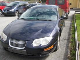 Chrysler 300M, Vaihtoauto