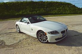 BMW Z4, Vaihtoauto