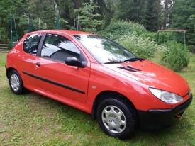 Peugeot 206, Vaihtoauto