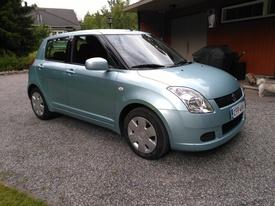 Suzuki Swift, Vaihtoauto