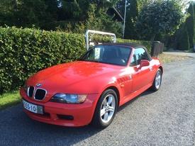 BMW Z3, Vaihtoauto