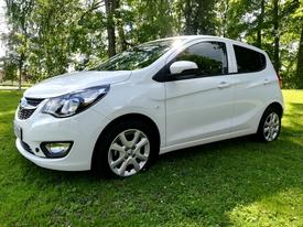 Opel Karl, Vaihtoauto