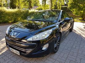 Peugeot RCZ, Vaihtoauto