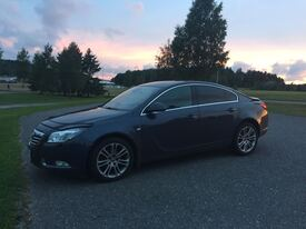 Opel Insignia, Vaihtoauto