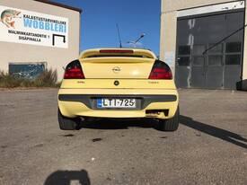 Opel Tigra, Vaihtoauto