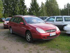 Citroën C5, Vaihtoauto