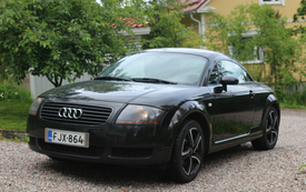Audi TT, Vaihtoauto