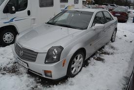 Cadillac Cts, Vaihtoauto