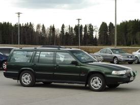 Volvo 960, Vaihtoauto
