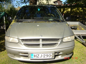 Chrysler Grand Voyager, Vaihtoauto