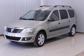 Dacia Logan, Vaihtoauto