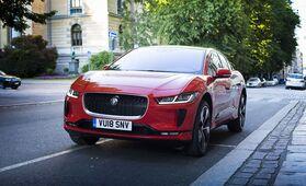Vuoden Auto Euroopassa: Jaguarin täyssähköauto I-Pace vei kovan kisan