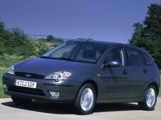Autoesittely Ford Focus 2001