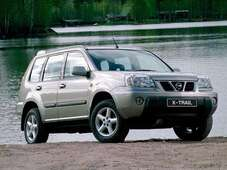 Autoesittely Nissan X-Trail 2005-2007