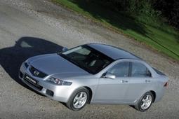 Autoesittely Honda Accord 2003-2007