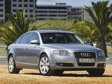 Autoesittely Audi A6 2004-2007