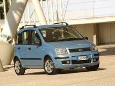 Autoesittely Fiat Panda 2004-2007